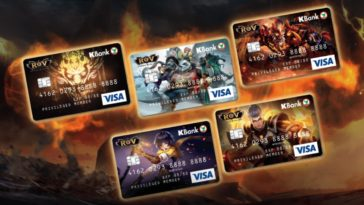 K Rov Debit Card Cover