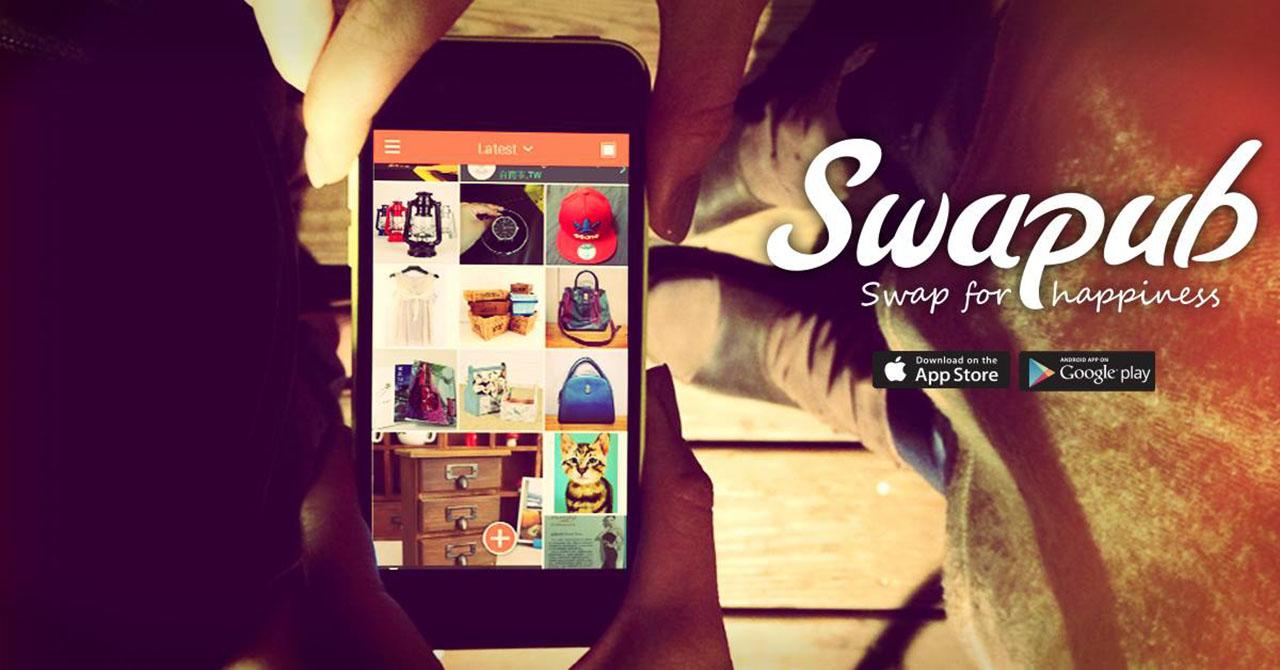 App Swapub Content1
