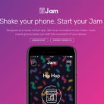 App Jam Shake Your Sound Cover