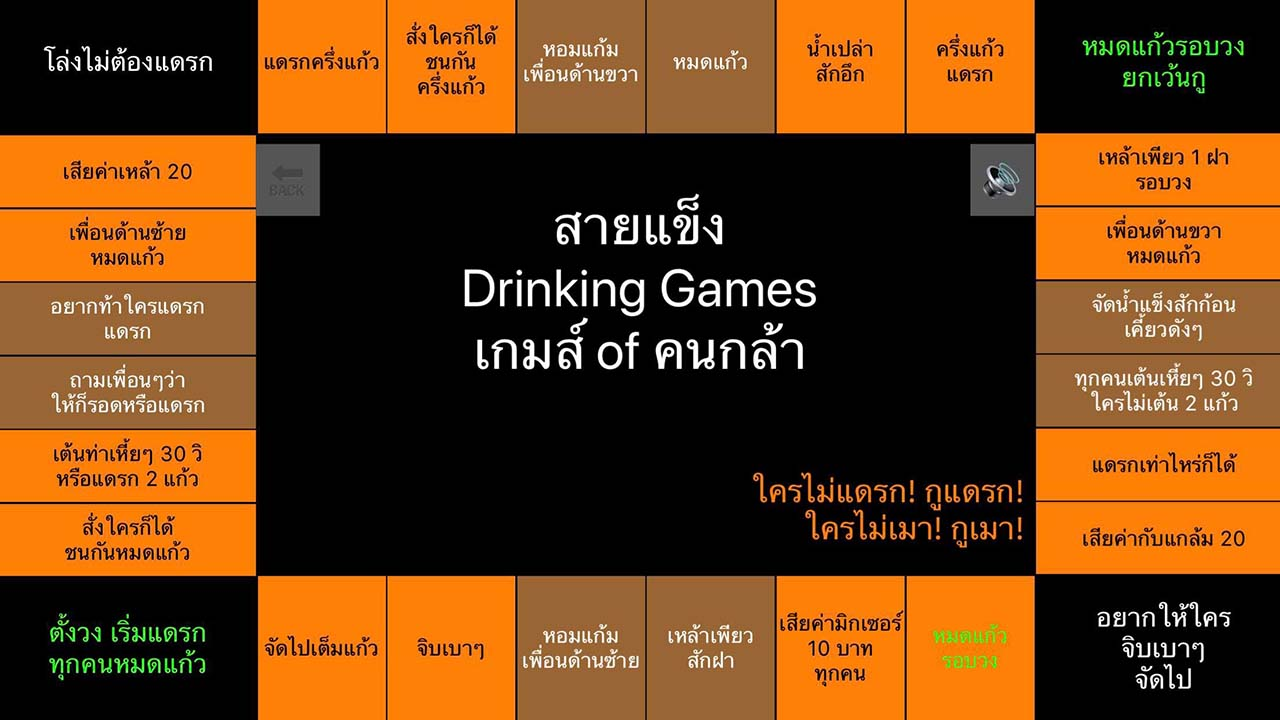 Drinking Game Cover