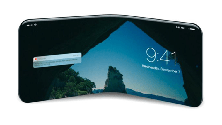 Foldable Bendable Iphone Launch 2020