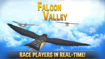 Game Falcon Valley Multiplayer Race Cover
