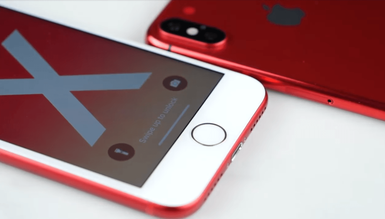 Iphone 2018 Product Red Concept 2