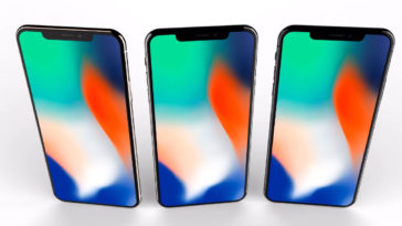 Iphone X Plus Lee Gunho Concept 2