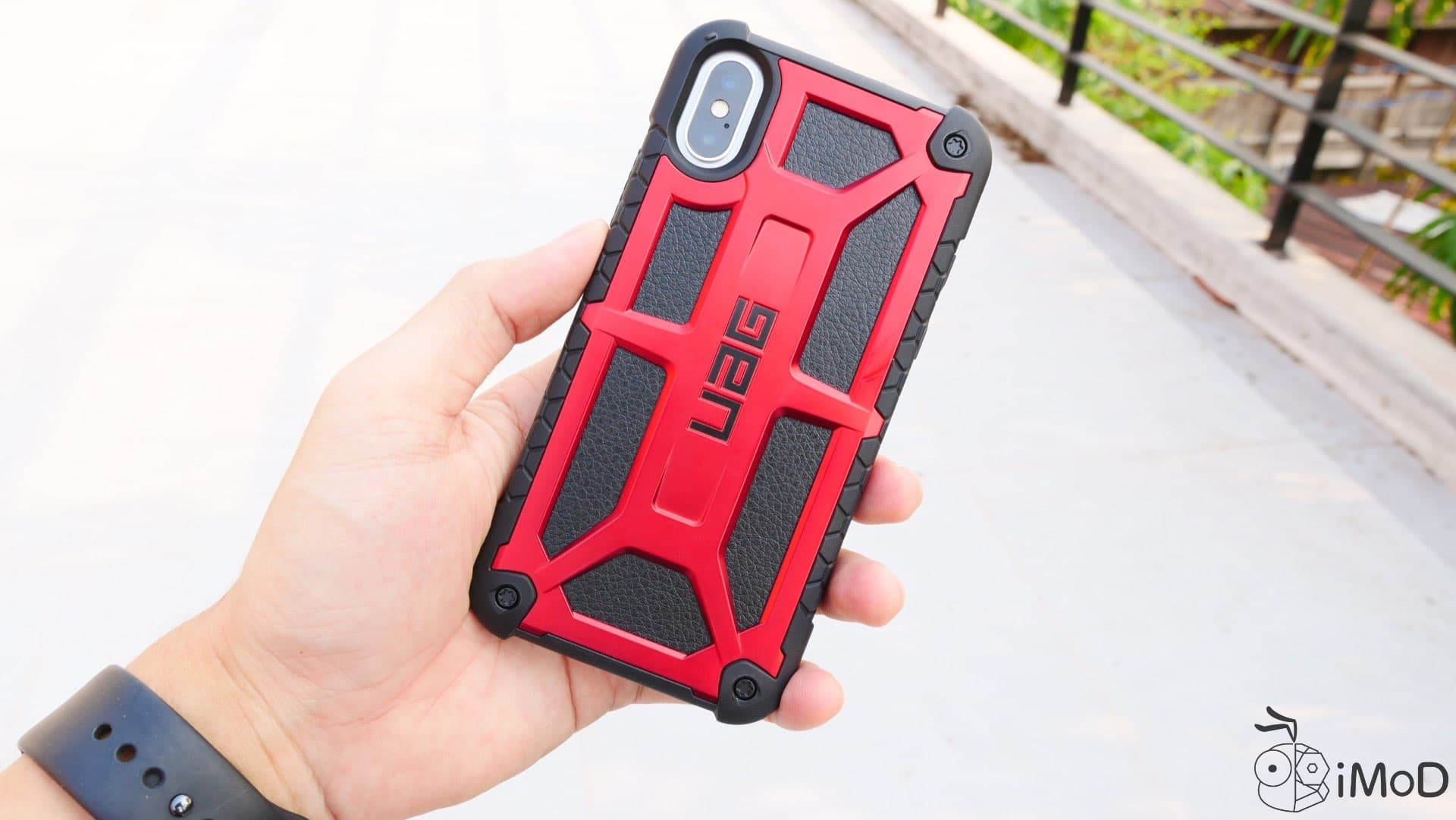 Uag Monarch Iphone X รีวิว