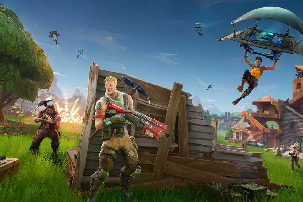 Fortnite For Ios 1