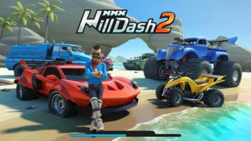 Game Mmx Hill Dash 2 Cover