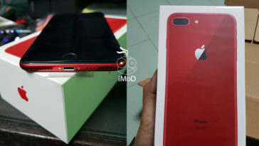 Iphone 8 Red Th Recieved Product