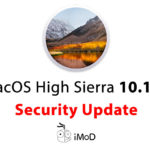 Macos 10 13 4 Security Update Released