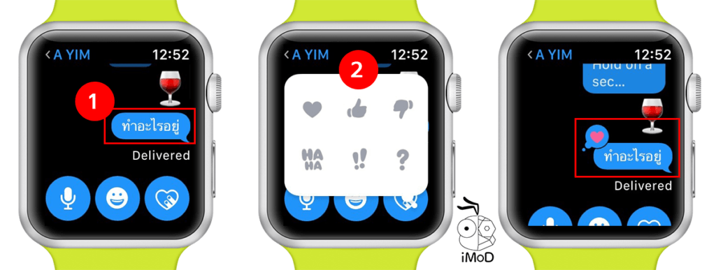 Send Message On Apple Watch Tips 9