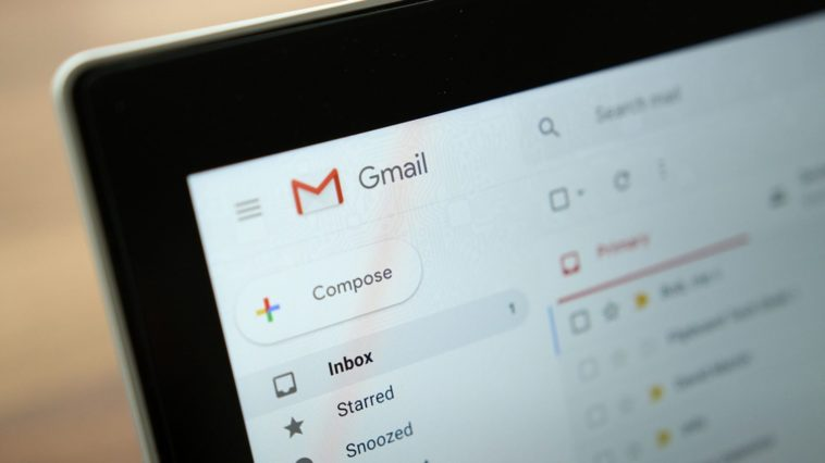 Gmail New Design Cover