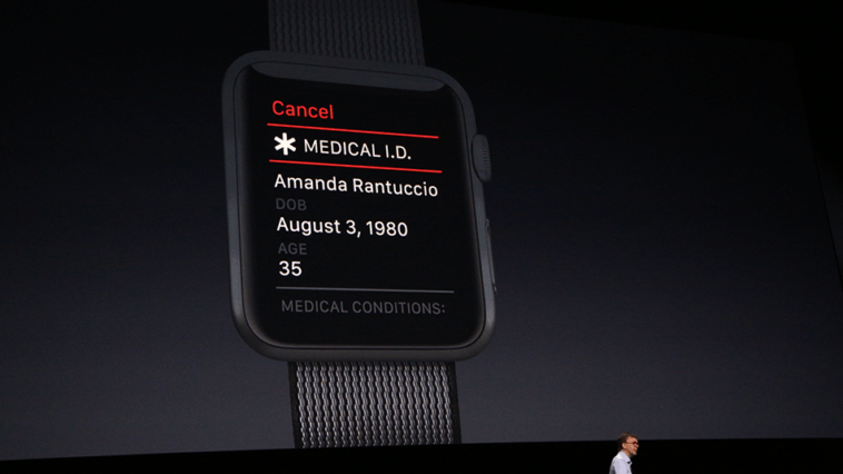 Apple Watch Medical Alert Save American Life