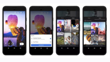 Facebook Cloud Storage Voices Record Save Stories Features