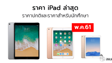 Ipad Pricelist May 2018