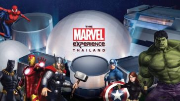 The Marvel Experience Thailand Cover
