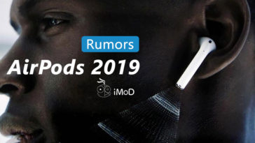 Airpods 2019 Rumors