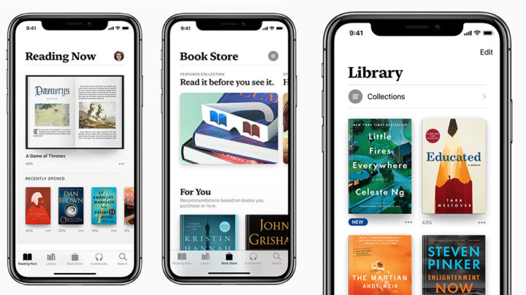 Apple Books Preview Coming Soon With Ios 12