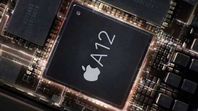 Apple Chipset A12 Tsmc 7nm