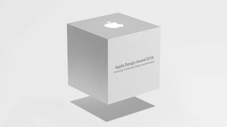 Apple Design Awards Winner 2018