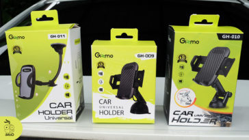 Gizmo Car Holder Universal Gh Collection Review