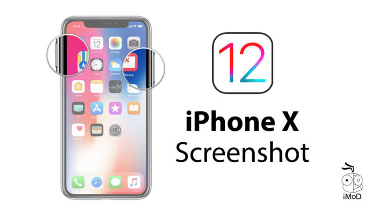 Ios 12 Beta 1 Prevent Iphone X Screenshot