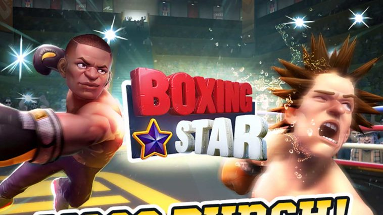 Game Boxingstar Cover