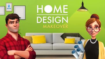 Game Home Design Makeover Cover