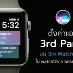 Watchos 5 Beta 3 App Third Party Setting