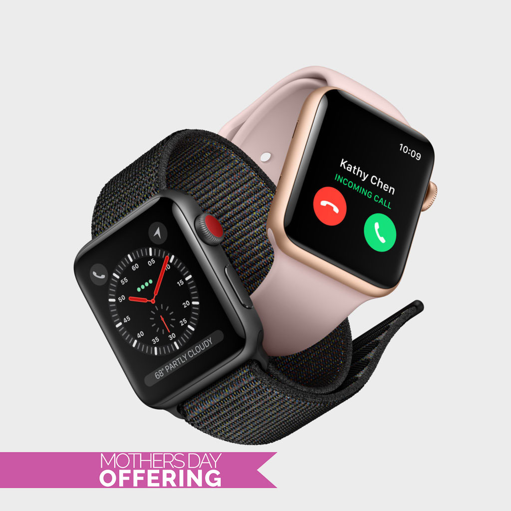 Apple Watch Gift For Mother Day 2018