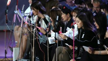 Fashion Show Streamers