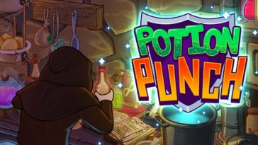 Game Potion Punch Cover