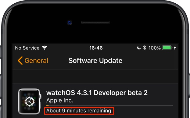 How To Speen Up Watch Os Update 3