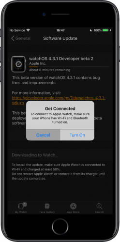 How To Speen Up Watch Os Update 5