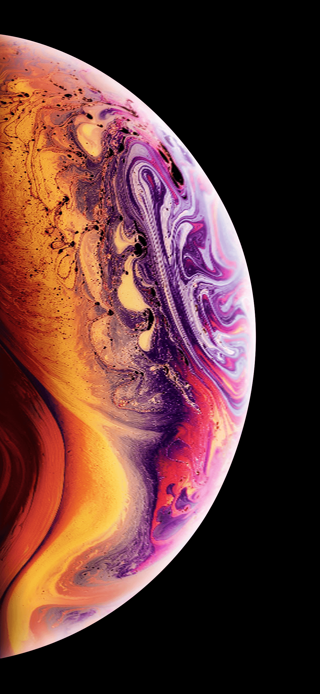 Iphone Xs Leaks Wallpaper