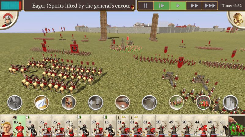 Rome Total War Available For Iphone 2