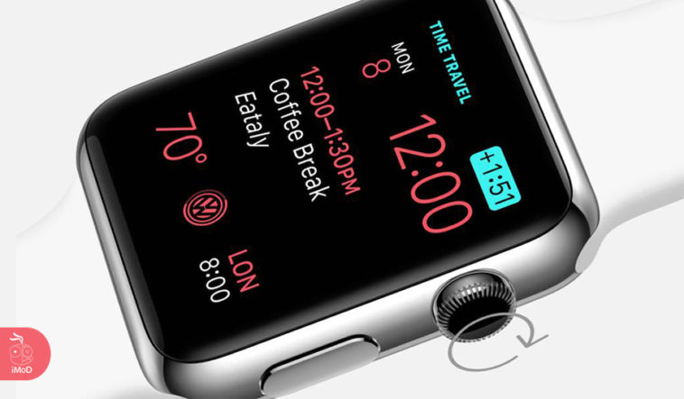 Time Travel Apple Watch Kill Of Watchos 5