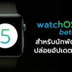 Watchos 5 Beta 9 Developer Seed Update