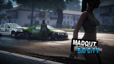 Game Madout2 Cover
