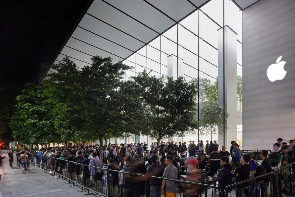 Iphone Xs Apple Watch Series 4 Availability Orchardrd Singapore Customers Line 09202018