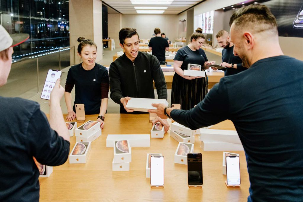 Iphone Xs Apple Watch Series 4 Availability Sydney Stocking 09202018