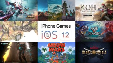 Iphone Games Ios 12 Cover