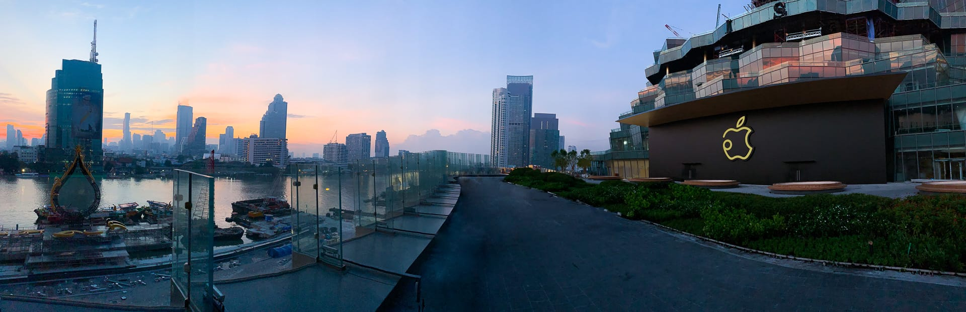 Apple Iconsiam 2