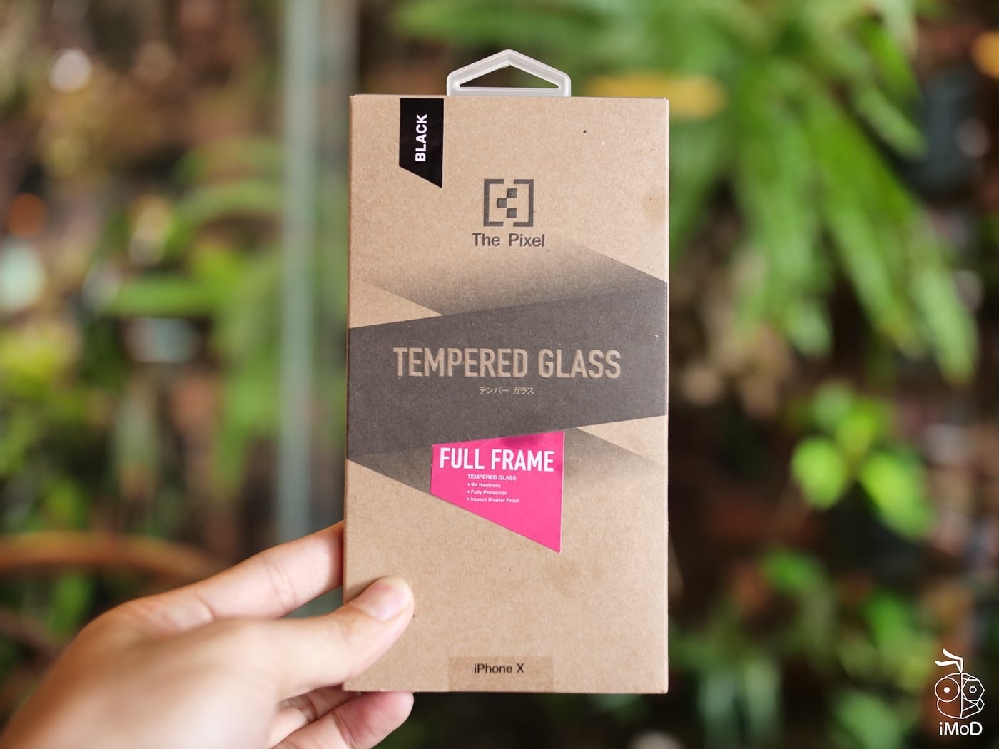 The Pixel Tempered Glass Unbox 1