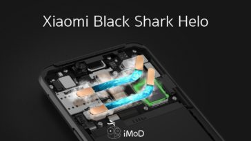 Xiaomi Black Shark Helo Cover