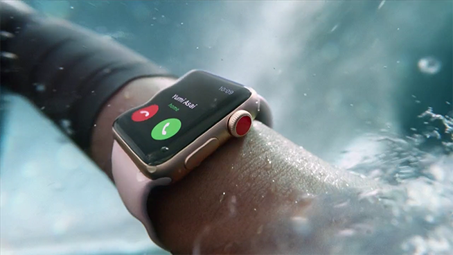 Apple Watch Water Resistant All Series 1