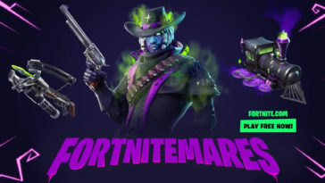 Fortnite Fonitemares 2018 For Halloween