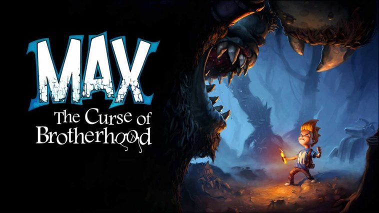 Game Max The Curse Of Brotherhood Cover