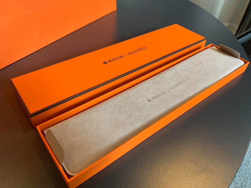 Hermes Apple Watch Band Preview 3