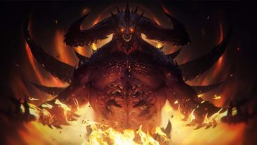 Game Diablo Immortal Cover