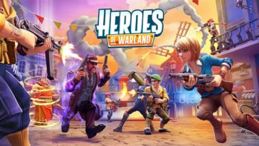 Game Heroes Of Warland Cover